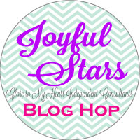 Joyful Stars - June 2014 Blog Hop | http://helengullett.com/?p=4889