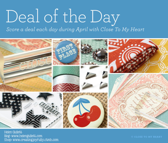 Close To My Heart - Deal of the Day