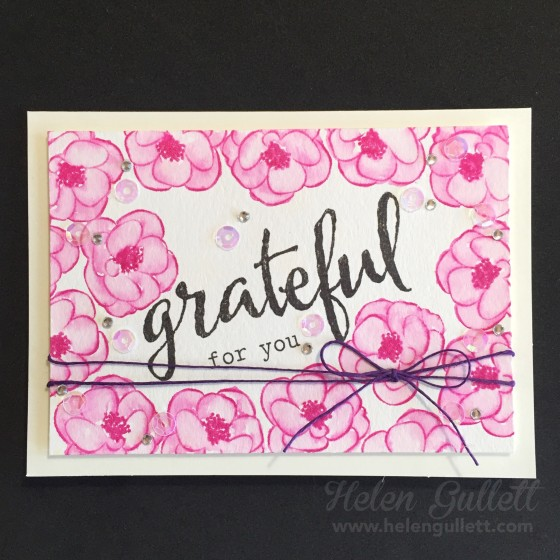 The Stamp Nation WCMD 2015 Challenge 5 | Helen Gullett http://helengullett.com/?p=7703 #creatingjoyfully #handmadecard #cardmaking #winnieandwalter #distressink #timholtz #watercoloring