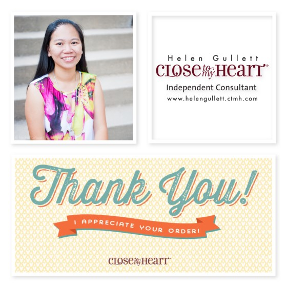 Helen Gullett | Close To My Heart Independent Consultant | Shop at www.helengullett.ctmh.com