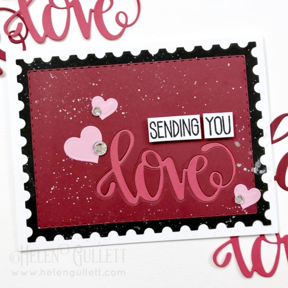 Sending You Love Valentine's Day Card