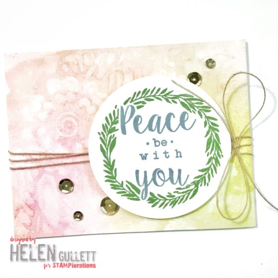 Typografia In Faith - A Bible Journaling Page and A Card